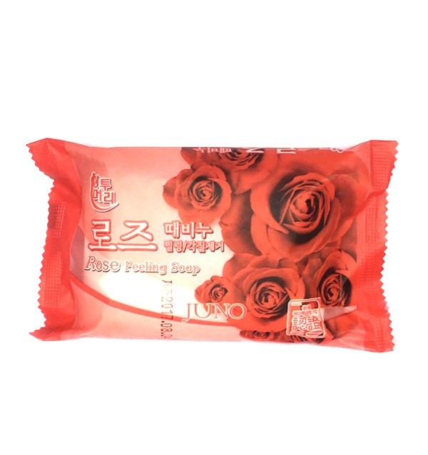 Мыло для лица с экстрактом розы Juno (150) гр