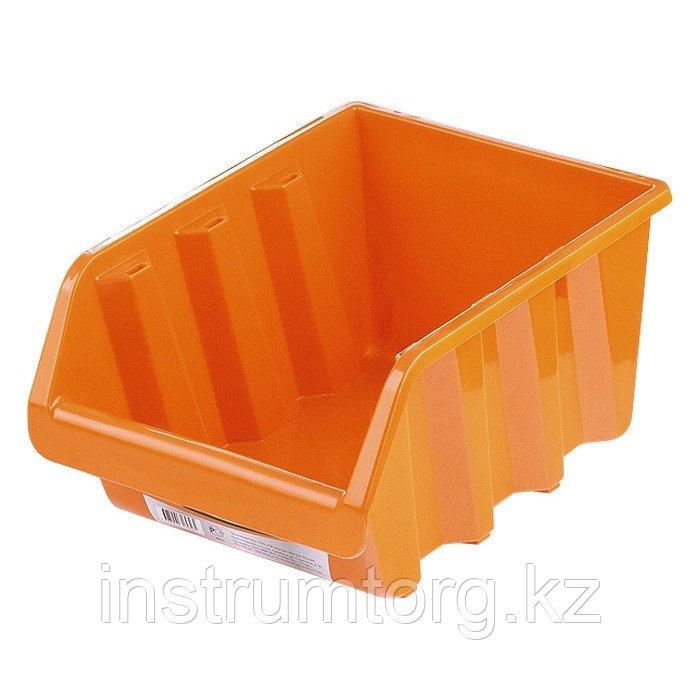 Лоток для метизов 37,5 х 22,5 х 16 см, пластик, Россия// Stels