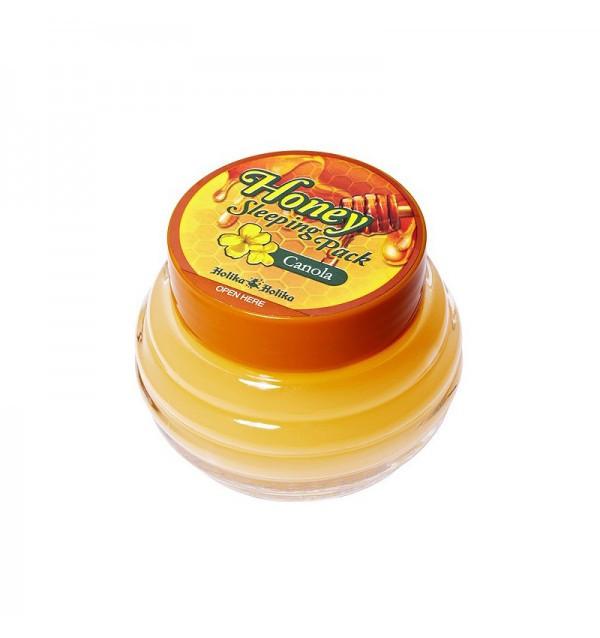 Ночная медовая маска с экстрактом канолы Holika Holika Honey Sleeping Pack Canola (90 мл)