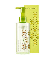 Оливковое очищающее масло для лица Nature Republic Forest Garden Olive Cleansing Oil (200 мл)