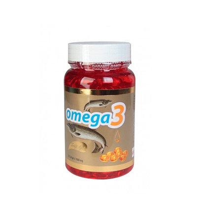 Омега 3 Sah? Sifa Omega 3 Soft Gel (105 г), фото 2