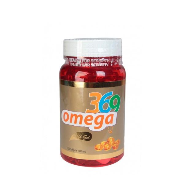 Омега 3-6-9 Sah? Sifa Omega 3-6-9 Soft Gel (105 г)