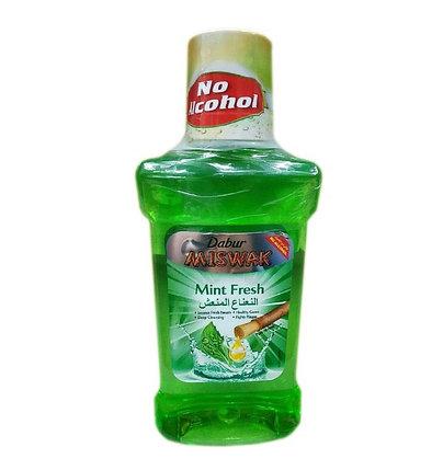 Ополаскиватель для полости рта Dabur Miswak Mint Fresh, фото 2