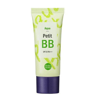 Освежающий ББ крем для лица Holika Holika Aqua Petit BB Cream SPF25/PA++ (30 мл), фото 2