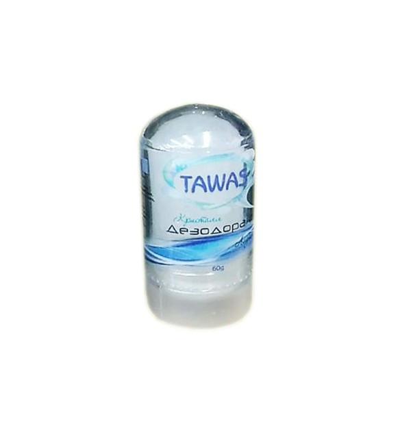 Освежающий кристалл-алунит Tawas Crystal (60 г, Филиппины)