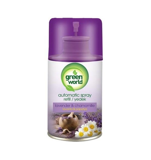 Освежитель воздуха Green World Lavender & Chamomille