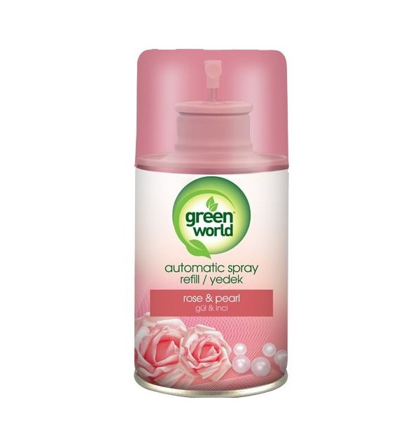 Освежитель воздуха Green World Rose & Pearl