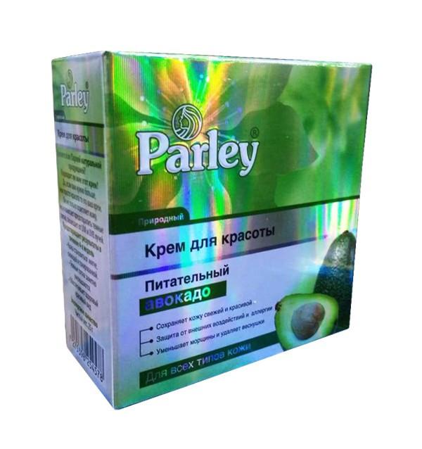 Питательный крем для лица Parley с экстрактом авокадо (25 г)