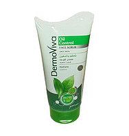 Скраб для жирной кожи DermoViva Tea tree