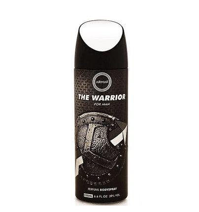 Спрей-дезодорант Armaf The Warrior, фото 2