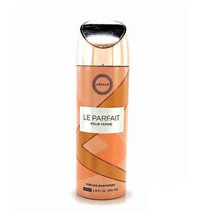 Спрей-дезодорант Le Parfait Armaf (pour femme), фото 2