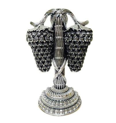 Сувенир «Гроздь ягод» с 99 именами Аллаha (серебристый), фото 2