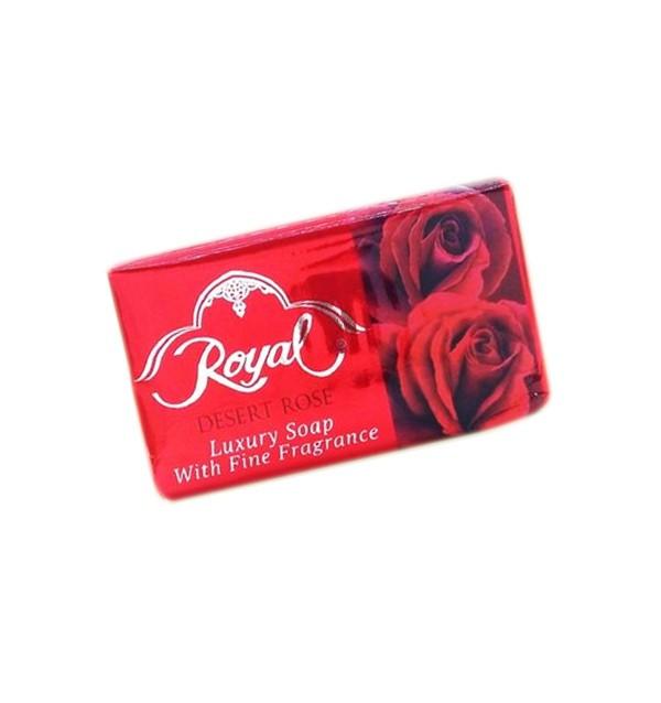"Туалетное мыло без животных жиров Royal ""Red rose"""