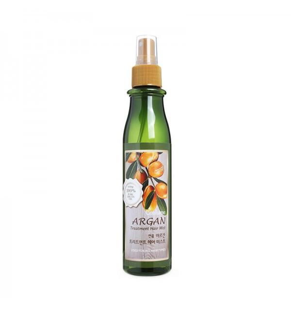 Увлажняющий спрей для волос с аргановым маслом Welcos Confume (200 мл)
