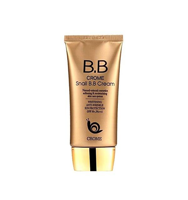 Улиточный ББ-крем Crome Snail BB Cream (50 мл)