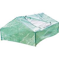 Мини-парник садовый разборный, покрытие - армированная плёнка 180х142х80см// Palisad