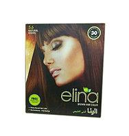 Хна для волос Elina Brown Hair Colour (коричневая)