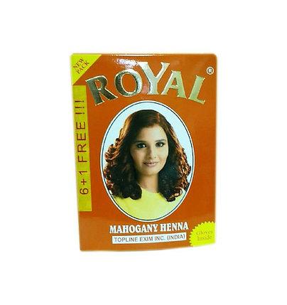 Хна для волос Royal Mahogany Henna (красное дерево), фото 2