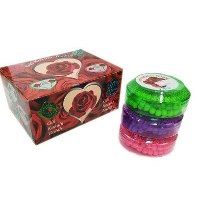 Цветные ароматические четки, фото 2