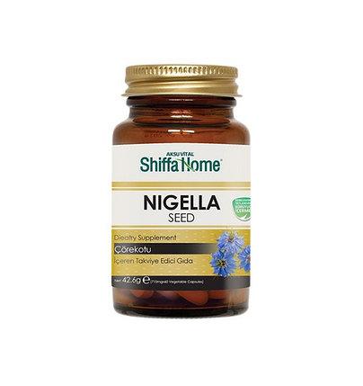 Черный тмин в капсулах Nigella seed, фото 2