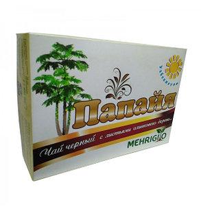 Черный чай папайя в шелковых мешочках Mehrigiyo, фото 2