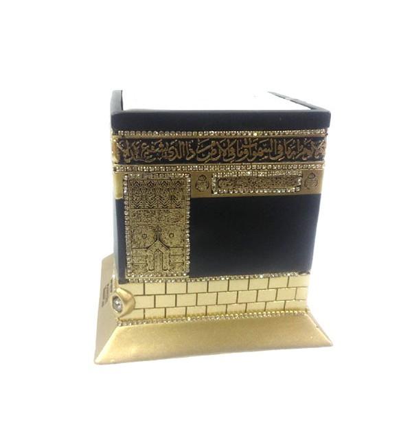 Шкатулка сувенир Кааба Gold