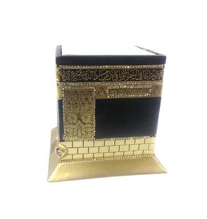 Шкатулка сувенир Кааба Gold, фото 2