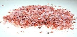 Пищевая Гималайская соль д/ванн розовая фракция 0.5-1мм упак 0,5кг
