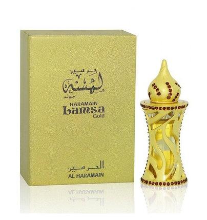 Lamsa Gold Al Haramain Perfumes, фото 2