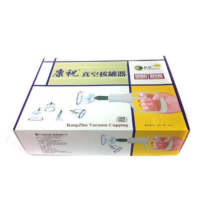 Аппарат для хиджамы (кровопускания) 12 банок Kangzhu, фото 2