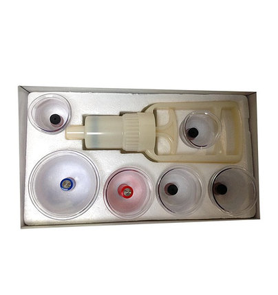 Аппарат для хиджамы (кровопускания) 6 банок, фото 2