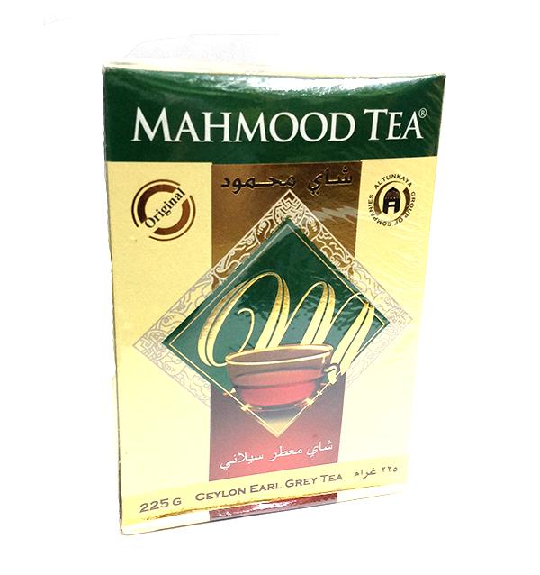 Арабский листовой чай с бергамотом Mahmood Earl Grey