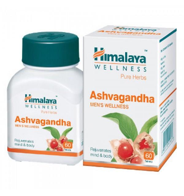 Ашваганда для мужчин (Ashvagandha Himalaya)