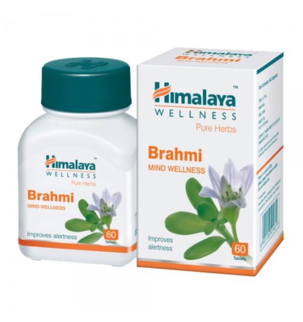 Брами для мозга и интеллекта (Brahmi Himalaya)