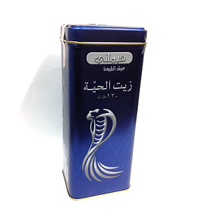 Змеиный жир Zait al Hayee для волос Hemani, фото 2