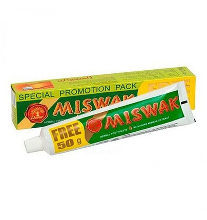 Зубная паста Miswak (Dabur) 170 гр, фото 2