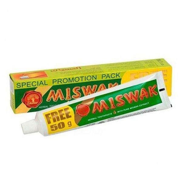 Зубная паста Miswak (Dabur) 170 гр