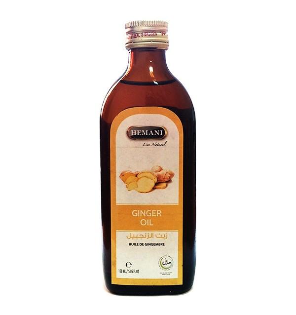 Имбирное масло HEMANI (150 мл)
