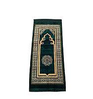 Коврик для намаза Mehrimah (зеленый)