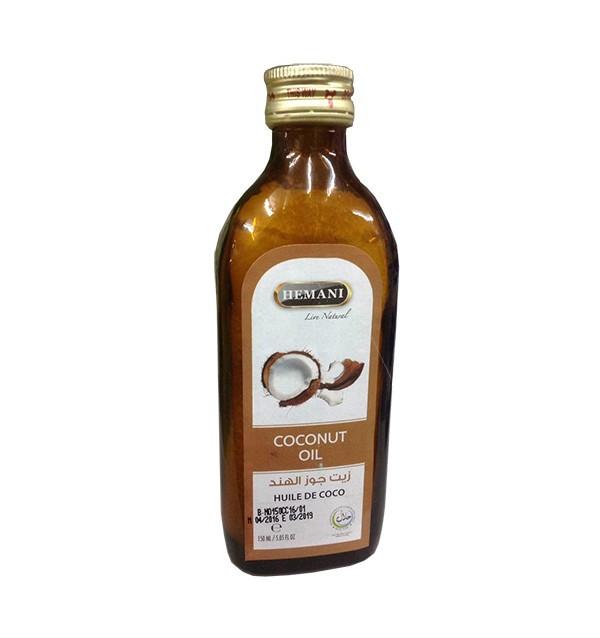 Кокосовое масло HEMANI (150 мл)