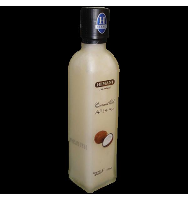 Кокосовое масло HEMANI (250 мл)