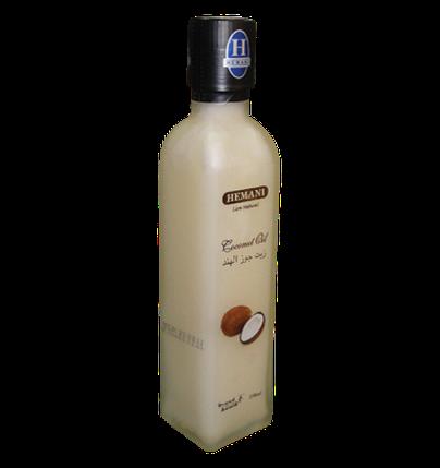 Кокосовое масло HEMANI (250 мл), фото 2