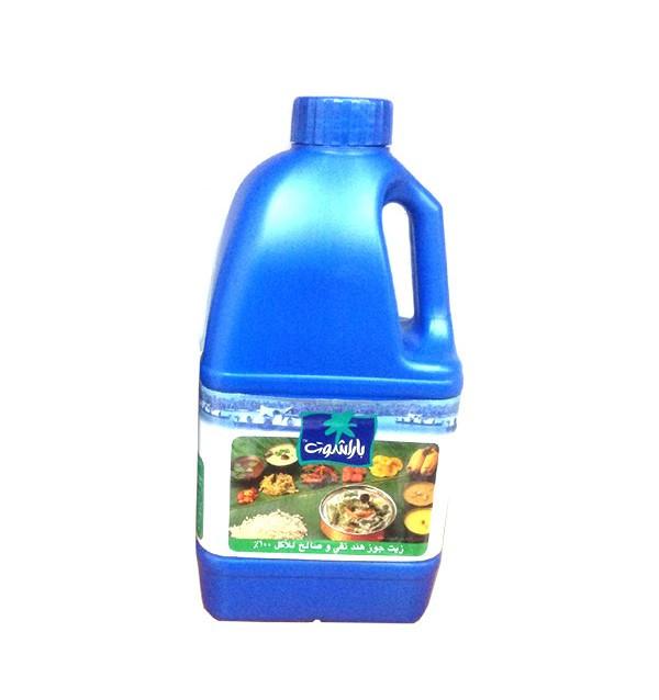 Кокосовое масло «Parachute» (2 л)