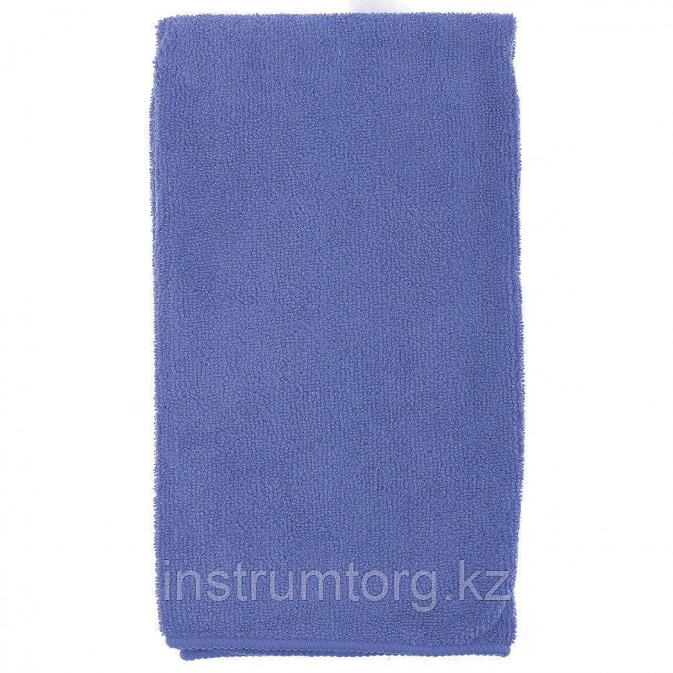 Салфетка из микрофибры для пола фиолет. 500х600 мм// Elfe