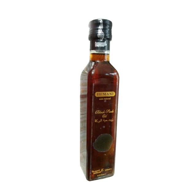 Масло черного тмина Hemani (250 мл)