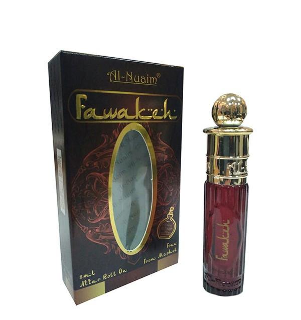 """Масляные духи """"Fawakeen"""" Al-Nuaim (8 ml)"""