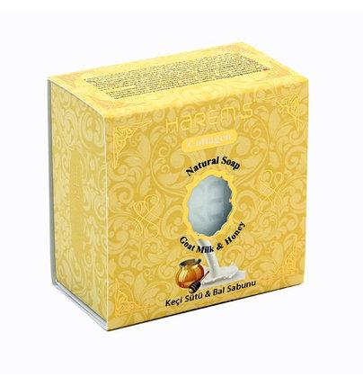 Мыло с козьим молоком и медом Harem's, фото 2