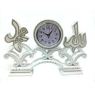 Настольные часы с надписями «Аллах и «Мухаммад»