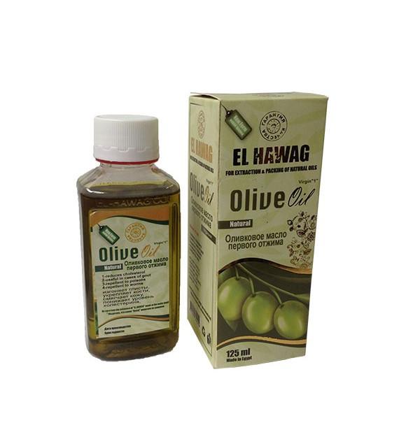 Оливковое масло EL HAWAG