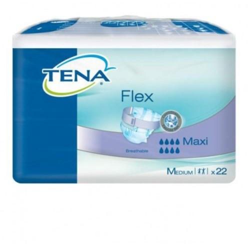 Подгузники д/взрослых TENA Flex Plus M 30 шт